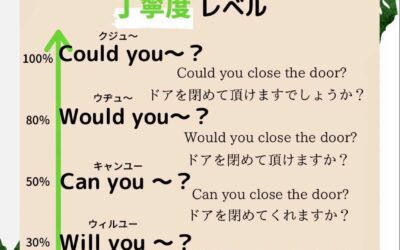CouldとWouldまたCanとWillの違い
